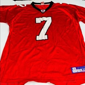 Michael Vick 7 Falcons NFL Reebok Football Jersey